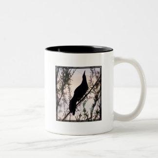 Grackle Two-Tone Coffee Mug
