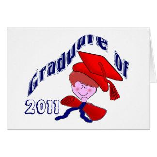 Grad Boy Card