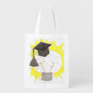 Grad Bulb Reusable Bag