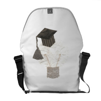 Grad Bulb Rusksack Courier Bag