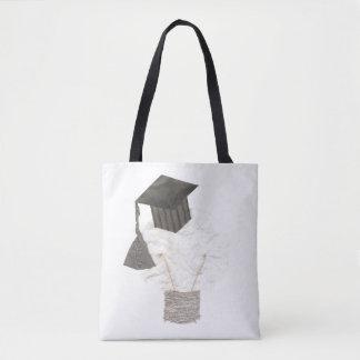 Grad Bulb Tote Bag