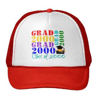 Grad  Class of 2000 Trucker Hat