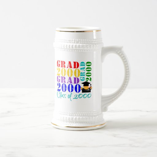 Grad  Class of 2000 Coffee Mug