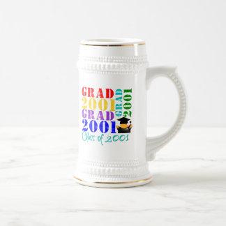 Grad  Class of 2001 Mug