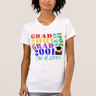 Grad  Class of 2001 T Shirts