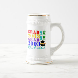 Grad  Class of 2003 Coffee Mugs