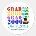 Grad  Class of 2006 Sticker