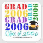Grad  Class of 2006 Stickers