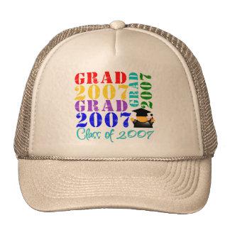 Grad  Class of 2007 Trucker Hat