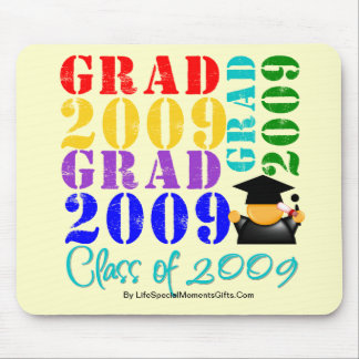 Grad  Class of 2009 Mouse Pad