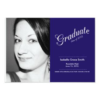 Grad Class of 2012 Announcement // Navy