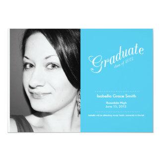 Grad Class of 2012 Announcement // Tropical