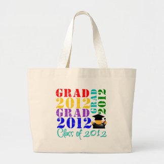 Grad  Class of 2012 Canvas Bags