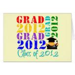 Grad  Class of 2012 Cards