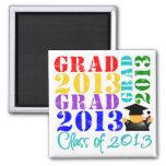 Grad  Class of 2013 Magnet