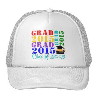 Grad  Class of 2015 Trucker Hat
