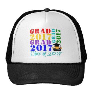 Grad  Class of 2017 Trucker Hat
