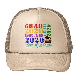 Grad  Class of 2020 Trucker Hat