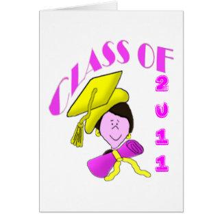Grad Girl Card