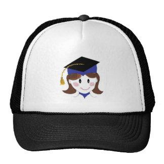 Grad Girl Trucker Hat