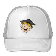 Grad Guy Hats