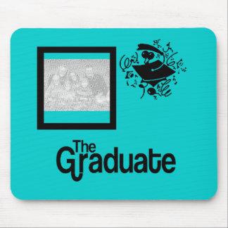 Grad Photo ~ U choose color background~! Mouse Pad