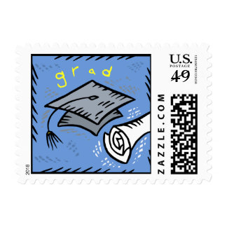 Grad Postage