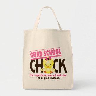 Grad School Chick 2 Tote Bag