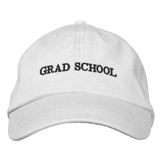 Grad school hat
