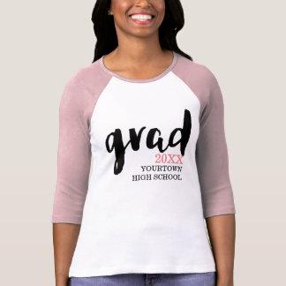 Grad School Spirit Jersey Shirt