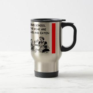 grad school travel mug