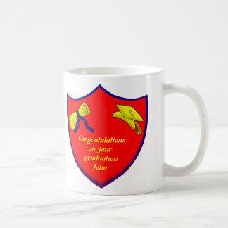 Grad Sheild Coffee Mug