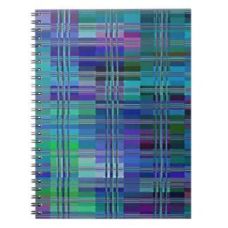 Gradas reconstruidas de Roberto S. Lee Spiral Notebooks
