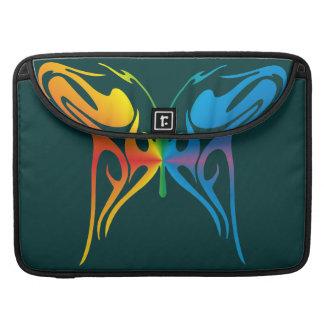 Gradated Butterfly MacBook Pro Sleeve