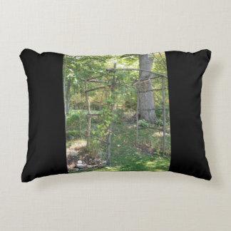 Grade A Cotton Accent Pillow 16x12 w/pasture