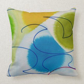 grade A cotton throw pillow