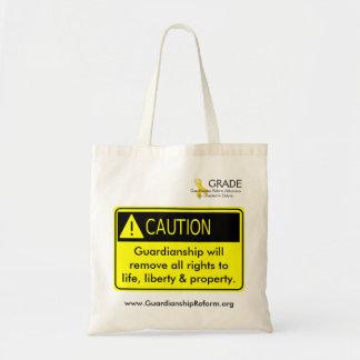 GRADE Caution Bag