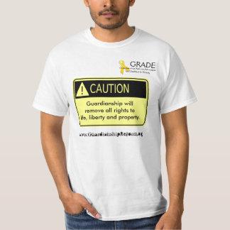 GRADE Caution T-shirt