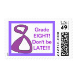 Grade EIGHT STAMPS