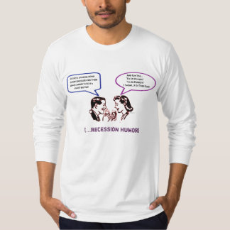 Grade School Shakedown Recession Humor Tshirt