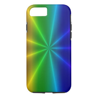 Graded Rainbow Pattern iPhone 7 Case