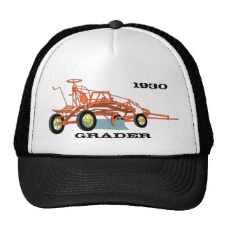 Grader, 1930 - gorra