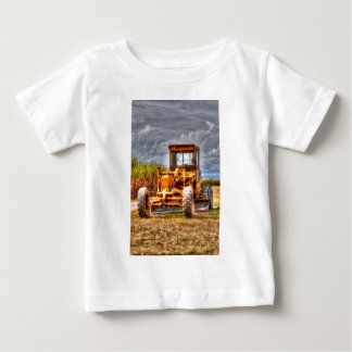 GRADER FARM MACHINERY RURAL QUEENSLAND AUSTRALIA BABY T-Shirt
