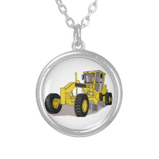 Grader Silver Plated Necklace