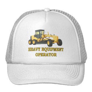 GRADER TRUCKER HAT