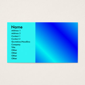 gradient39888934, Name, Address 1, Address 2, C... Business Card