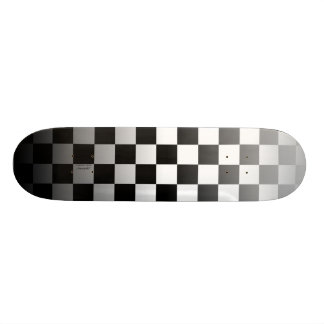 Gradient Checkers - Skateboard