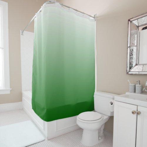 black dark green shower curtain. Gradient Dark Green Shower Curtain Popular 38 Curtains  Unique Collections