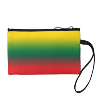 Gradient flag of Lithuania colors Coin Wallet