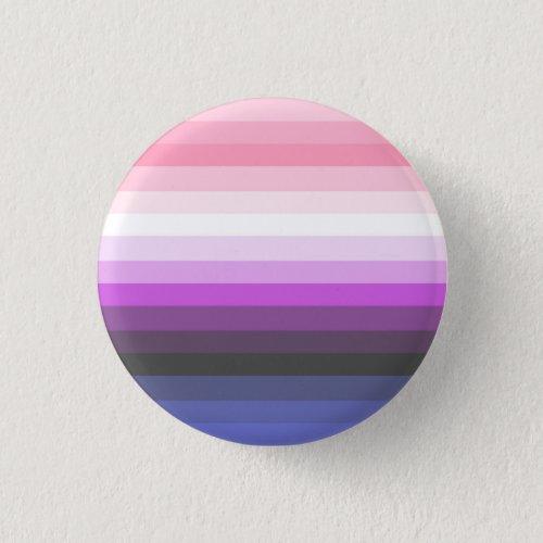 Gradient Genderfluid Pride Flag Button